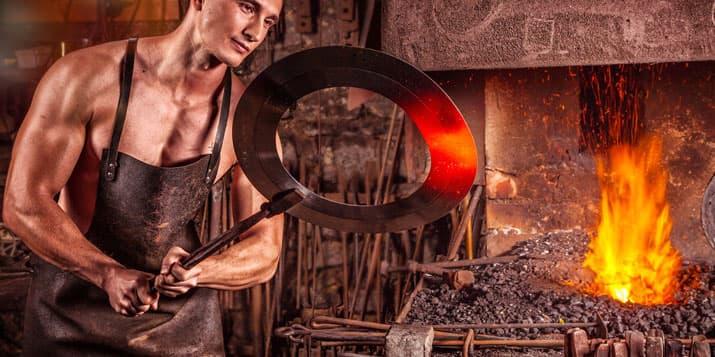 Metales y piedras preciosas para Aries